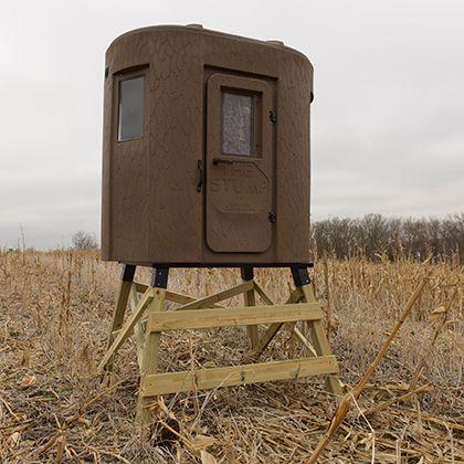 Banks Stump 2 Hunting Blind Deer Stand Castor Creek